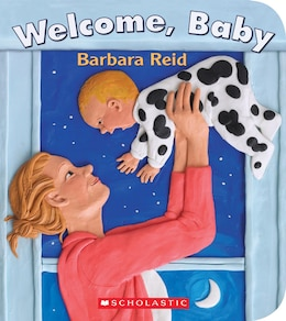 Book Welcome, Baby by Barbara Reid