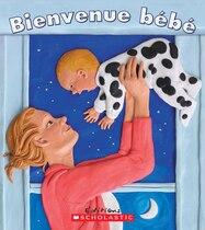 Book Bienvenue bébé by Barbara Reid