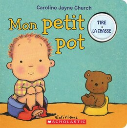 Book Mon petit pot by Caroline Jayne Church