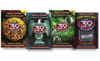 The 39 Clues Part 2 Cahills vs Vespers: Starter Pack (Books 1-3 Plus Card Pack)