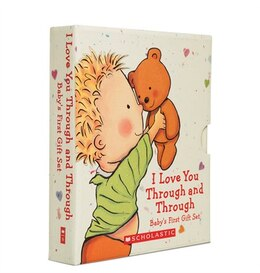 Book I Love You Through and Through: Baby's First Gift Set by Caroline Jayne Church