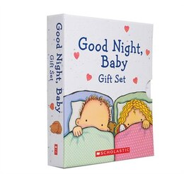 Book Good Night, Baby Gift Set by Caroline Jayne Church