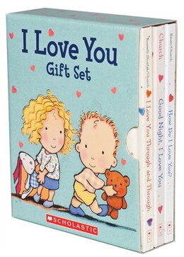 Book I Love You Gift Set by Marion Dane Bauer
