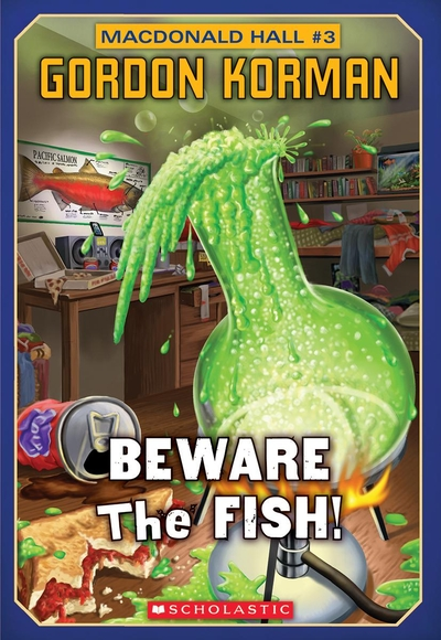 beware of the fish by gordan