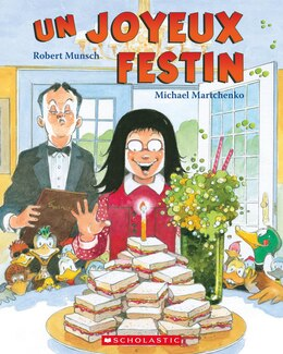 Book Un joyeux festin by Robert Munsch