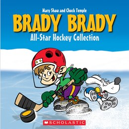 Book The Brady Brady All-Star Hockey Collection by Mary Shaw