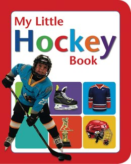 Book My Little Hockey Book by Monique Fauteux