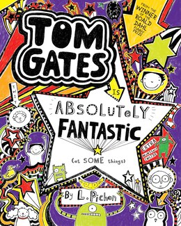 Book Tom Gates #5: Tom Gates Is Absolutely Fantastic (at some things) by L Pichon