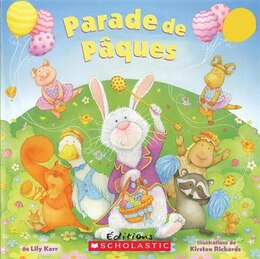 Book Parade de Pâques by Lily Karr