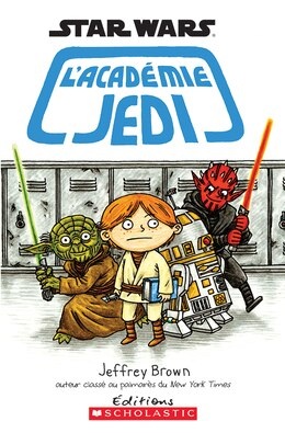 Book Star Wars : l'académie Jedi by Jeffrey Brown