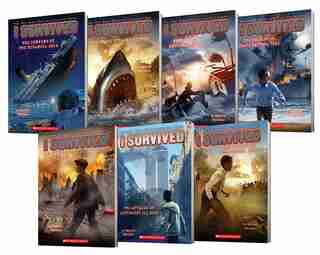 I Survived Collection (Books 1-7) by Lauren Tarshis