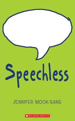 Book Speechless by Jennifer Mook-sang