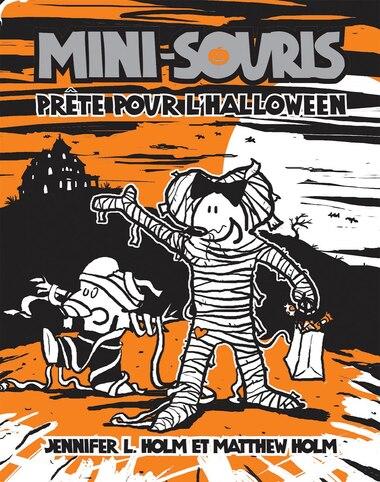 Mini Souris N 9 Prete Pour L Halloween