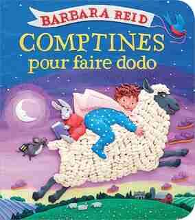Comptines pour faire dodo by Barbara Reid