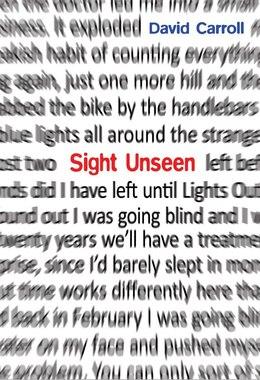 Book Sight Unseen by David Carroll