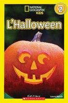 National Geographic Kids : L'Halloween (niveau 2)