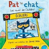 Book Pat le chat : Les roues de l'autobus by James Dean