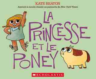 La princesse et le poney de Kate Beaton