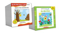 Je lis mes mots-outils French Learn-to-Read Pack (Pre-K to Grade 1)