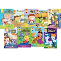 Toujours Parfait French Levelled Readers (pack 2)