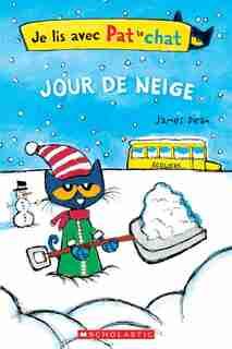 Je lis avec Pat le chat : Jour de neige de James Dean