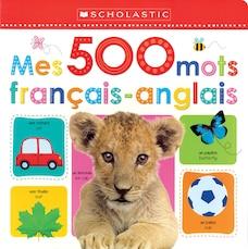 French Immersion books for kids - Kindergarten to Grade 12