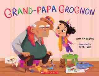 Grand-papa grognon by Katrina Moore