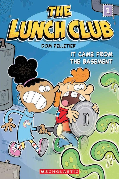The It Came From The Basement (the Lunch Club) by Dom Pelletier