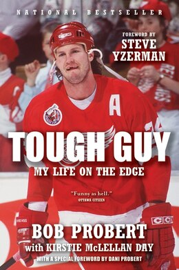 Book Tough Guy by Bob Probert