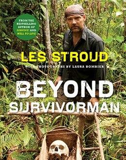 Book Beyond Survivorman Low Price Edition by Les Stroud