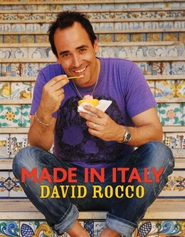 Book Made In Italy by David Rocco
