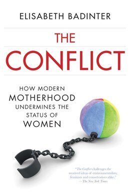 Book Conflict by Elisabeth Badinter