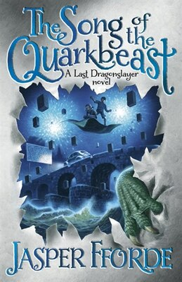 Book The Song of the Quarkbeast by Jasper Fforde