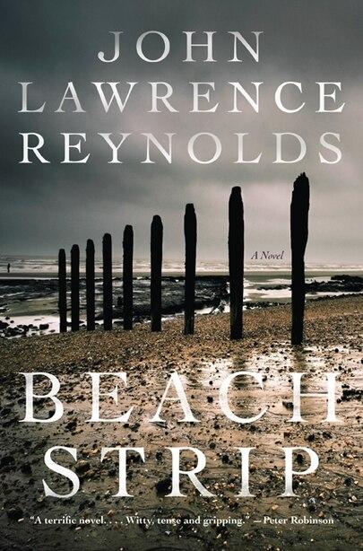 Beach Strip by John Lawrence Reynolds