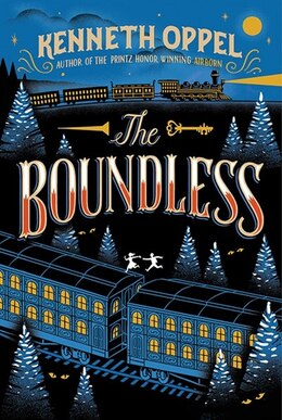 Book The Boundless by Kenneth Oppel