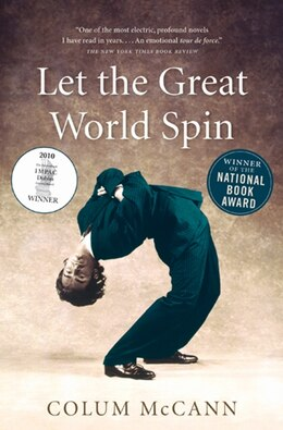 Book Let the Great World Spin by COLUM MCCANN