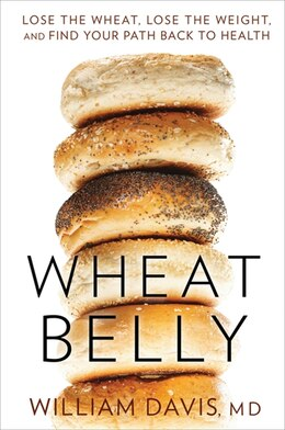 Book Wheat Belly by William Davis