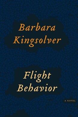 Book Flight Behaviour by Barbara Kingsolver