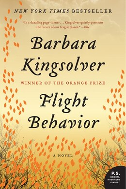 Book Flight Behavior by Barbara Kingsolver