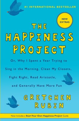 Book The Happiness Project by Gretchen Rubin