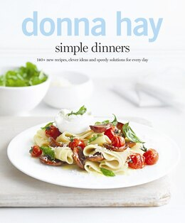 Book Simple Dinners by Donna Hay