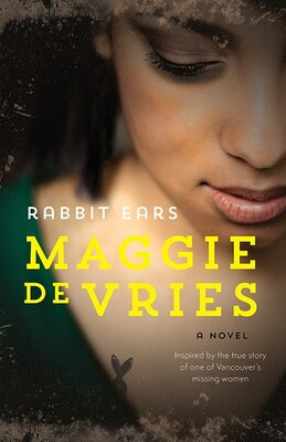 Book Rabbit Ears by Maggie de Vries