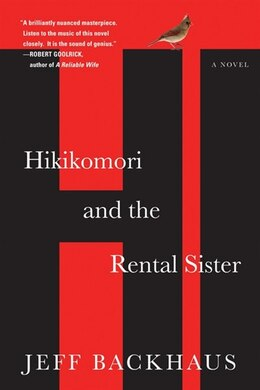 Book Hikikomori And The Rental Sister by Jeff Backhaus