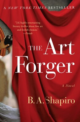 Book The Art Forger by B. A. Shapiro