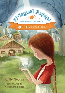 Book Clover's Luck by Kallie George