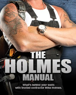 Book The Holmes Manual by Mike Holmes