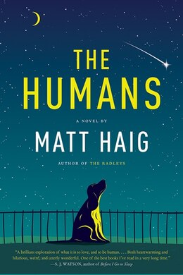 Book The Humans by Matt Haig