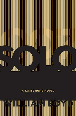 Book Solo by William Boyd