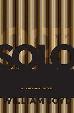 Book Solo by William Boyd