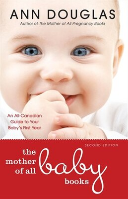 Book The Mother Of All Baby Books 2nd Edition by Ann Douglas
